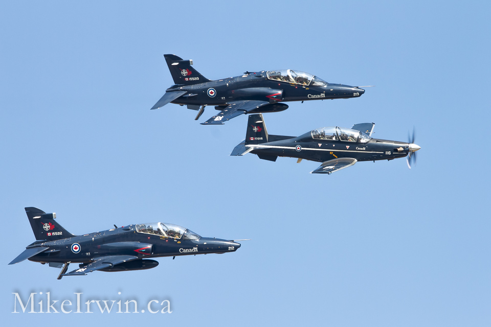RCAF Trainer Formation